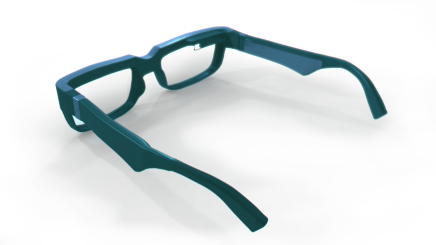Realistic Render of the 101 Glasses